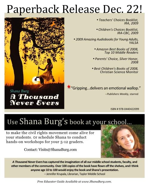 Shana Burg_A Thousand Never Evers